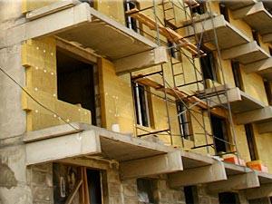 Прайс цен на работы по утеплению фасадов